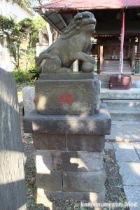 稲荷神社(江戸川区船堀)10