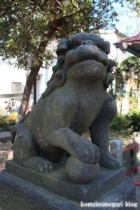 稲荷神社(江戸川区船堀)11