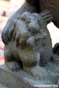稲荷神社(江戸川区船堀)16