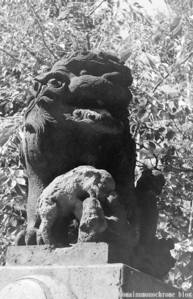 磐井神社(大田区大森北)1