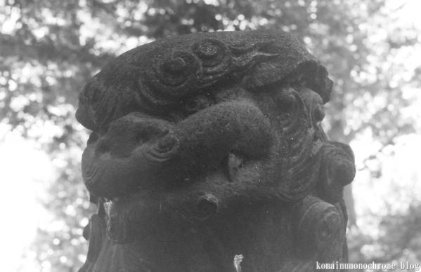 相ヶ原神社(大田区山王)4