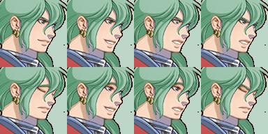 三つ編み騎士(顔グラ)2