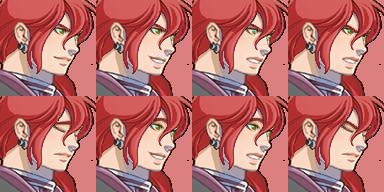 三つ編み騎士(顔グラ)5