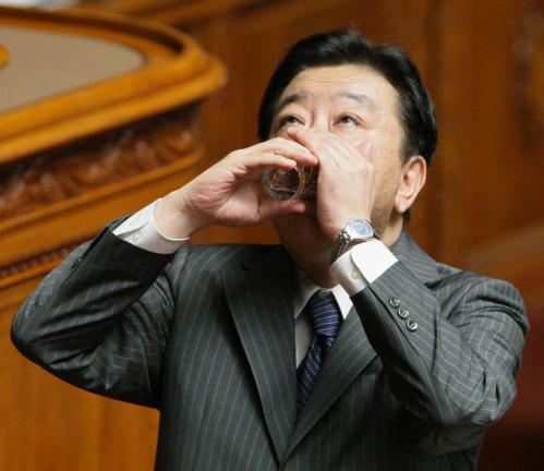 民主党の歴代3人の首相は全員韓国の傀儡首相