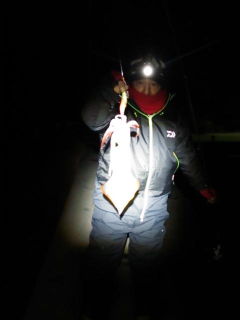 2013年釣り収め8