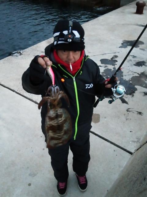 2013年釣り収め13