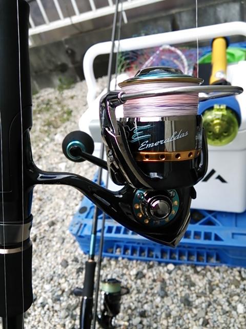 釣り準備2