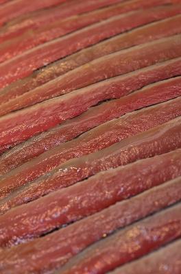 秋刀魚おろし身