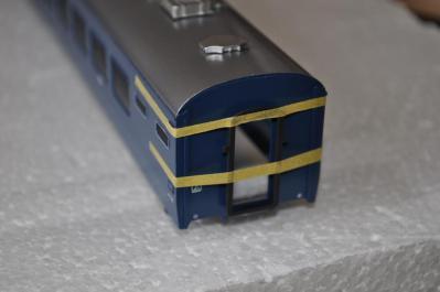 2012年1月19日 客車の更新修繕②