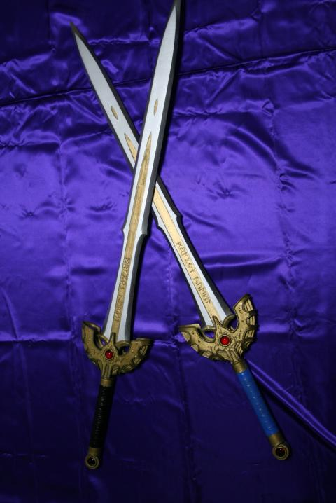 ロトの剣 二本クロス