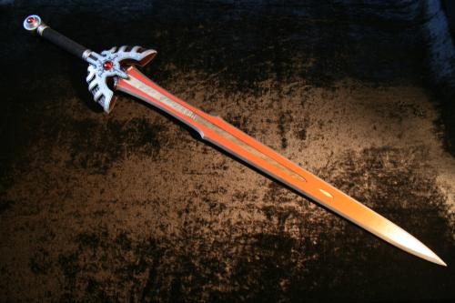 トロの剣 全体像