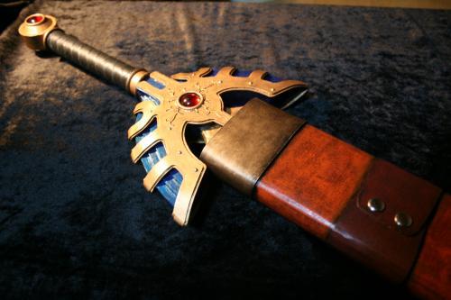 K様 ロトの剣 完成写真2