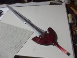 ロトの剣 結婚式ver 製作過程