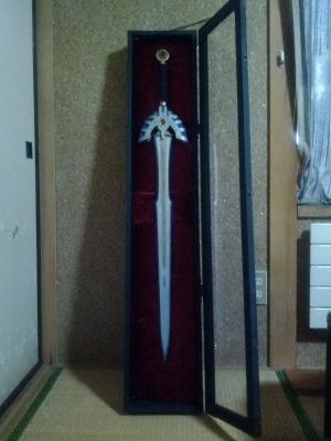 ロトの剣 ディスプレイケース