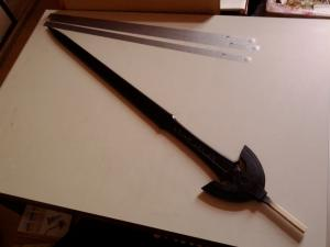 S様 ロトの剣 制作過程