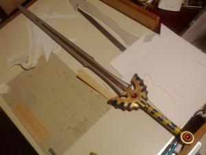 S様 ロトの剣 製作過程