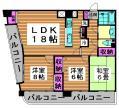 高円寺駅 中野駅 分譲賃貸マンション 3LDK