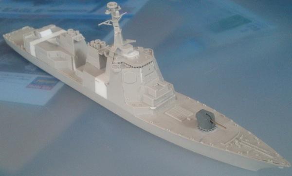 甲型海軍工廠 - 1/700 ゆきなみ型 ...