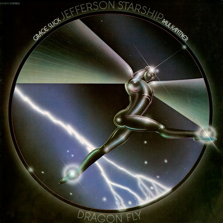 Jefferson Starship Dragon Fly