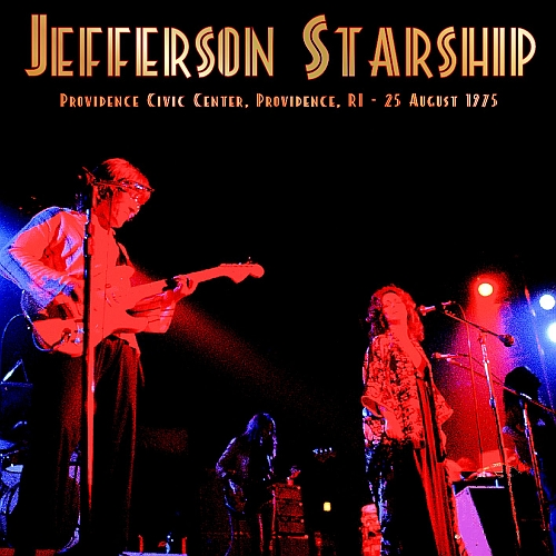 Jefferson Starship Ride the Tiger