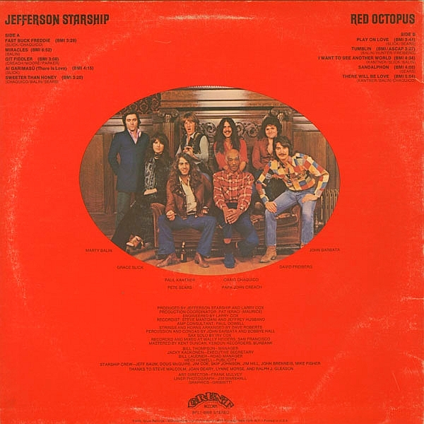 Jefferson Starship1975 Miracles (2)