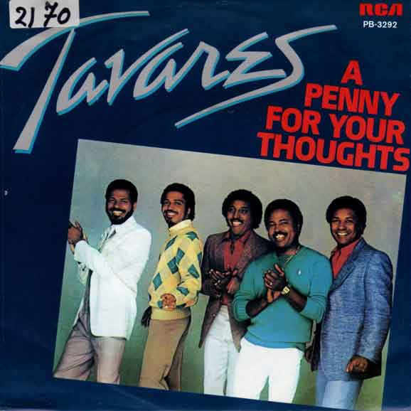 Tavares A Penny for Your Thoughts (2)