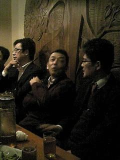 12/20(虎や志さん・打ち上げ)