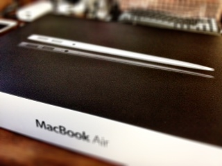 MacBookAir開封27