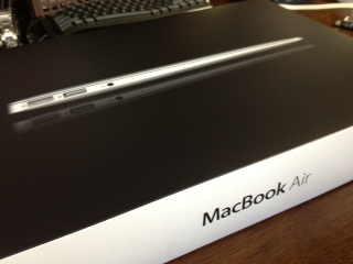 MacBookAir開封5