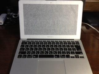 MacBookAir開封15