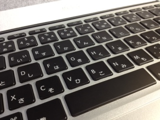 MacBookAir開封16