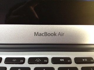 MacBookAir開封17
