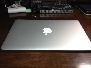 MacBookAir開封28