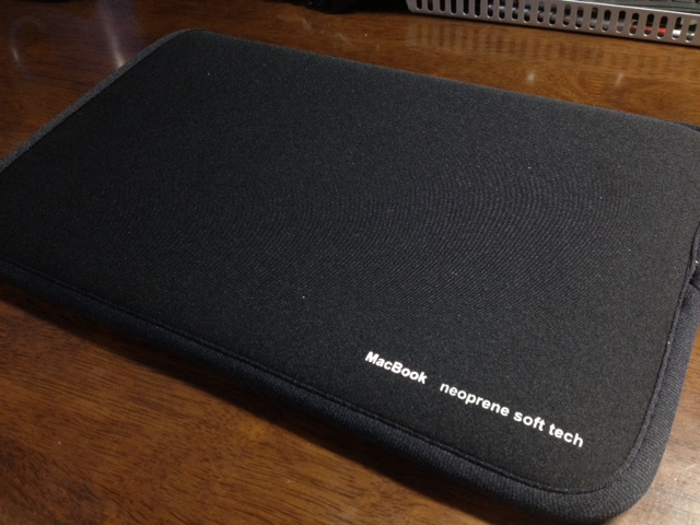 MacBookAirプロテクトスーツ3