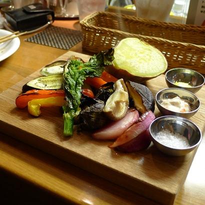 2焼き野菜