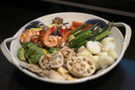 4焼き野菜