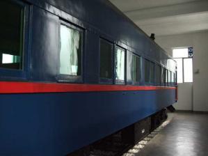 元山の客車