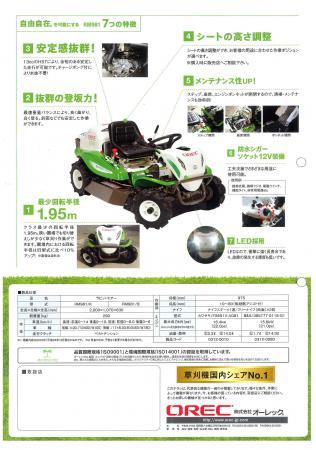 ラビットモア RM981