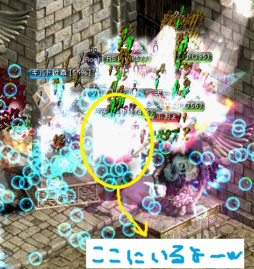ドリシア2011.12.24お城2