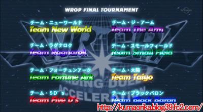 3トーナメント表