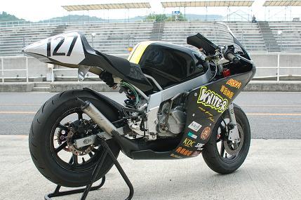200808 ti 127 bike