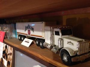 ウイスキートラック