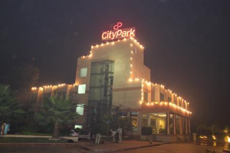CITY PARK ホテル