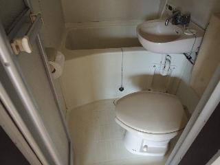 リフォーム前(浴室)