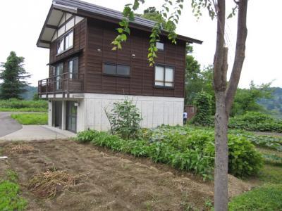 これは高床式の住宅
