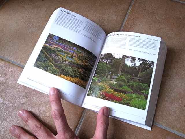 The Garden Book中身