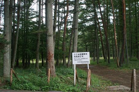 100907富士高原ファミリーロッジ跡地 015