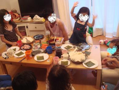いっくん1歳祝い