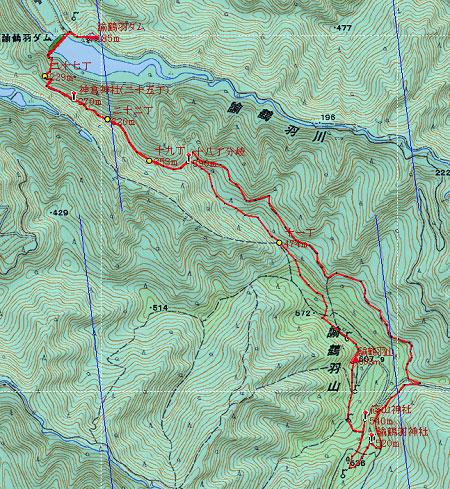 20131207論鶴羽山地図