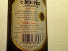 Edelweiss Gamsbock03